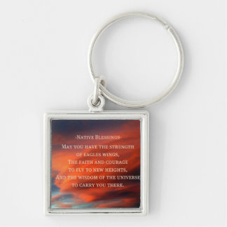 Native Blessings Keychain