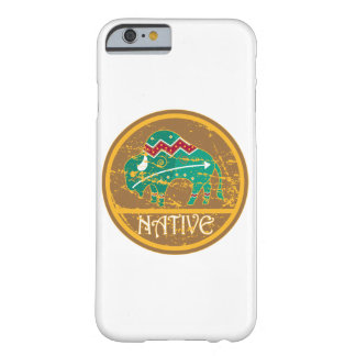 Native Buffalo Painting Barely There iPhone 6 Case