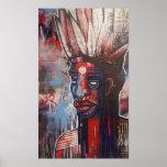 'Native', by Ryan Gardell Print
