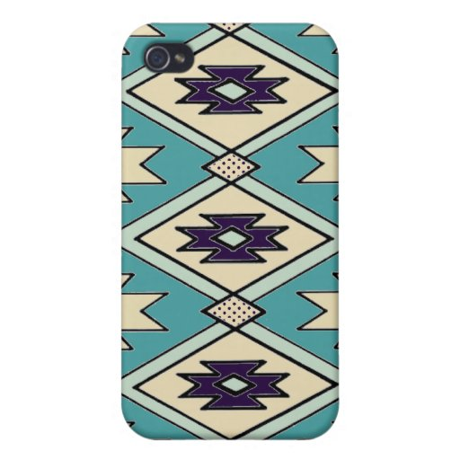 Native Chief Pattern iPhone 4 Speck Case iPhone 4 Cases