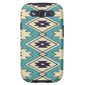 Native Chief Pattern Samsung Galaxy Case