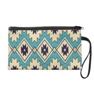 Native Chieftain Bag Wristlet Clutch