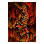 Native Dancer Card