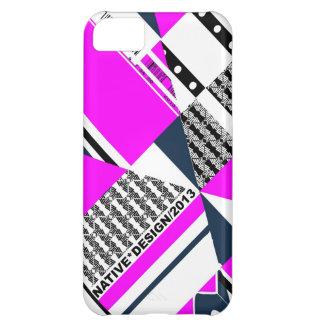 Native Design Customized Graphic print PNK Case For iPhone 5C
