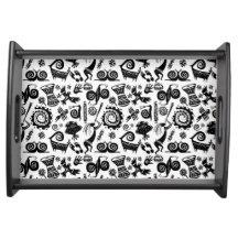 Native Design Food Trays