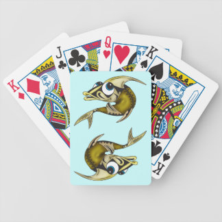 Native Fish Playing Cards