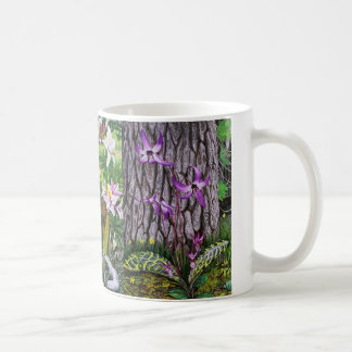 Native flower 3 mugs