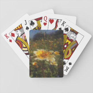 Native Flower Meadow Playing Cards