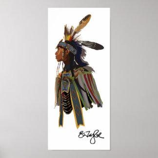 Native Focus Print