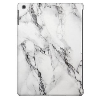 Native Gray Marble Stone Pattern Case For iPad Air