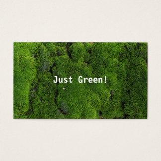 Native Green Business Card