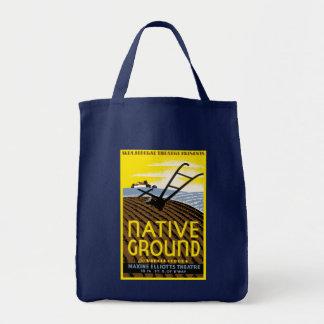 Native Ground Tote Bag