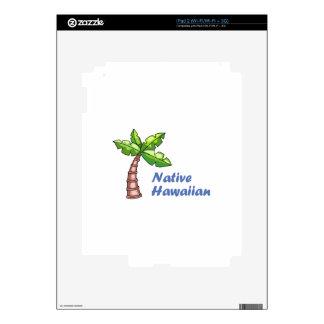 Native Hawaian iPad 2 Decal