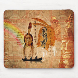 Native Indian Impressions Mouse Pad
