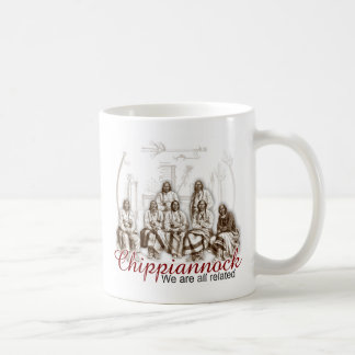 Native Indian We are all related Mug