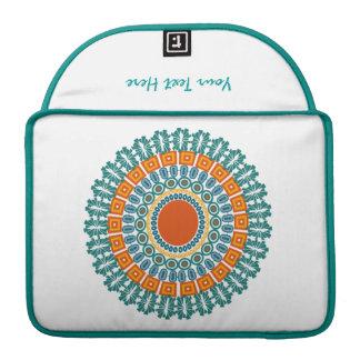 Native-Inspired custom MacBook sleeve