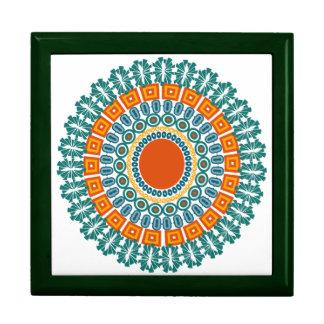 Native-Inspired gift / jewelry / trinket box