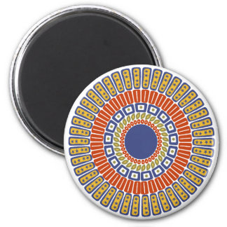 Native-Inspired magnet