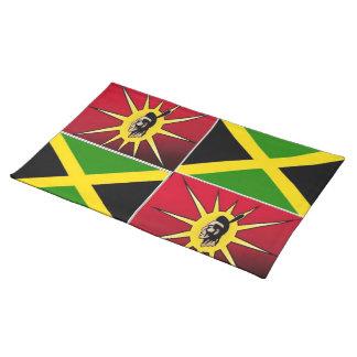 Native jamaican placemats