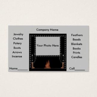 Native Love Business Card