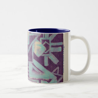 """Native Memory"" Tall Mug"