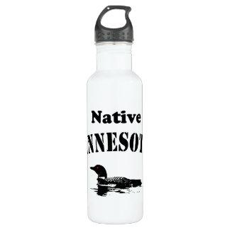 Native Minnesotan Water Bottle