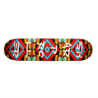 native move, Sharp Roller Skateboard Deck