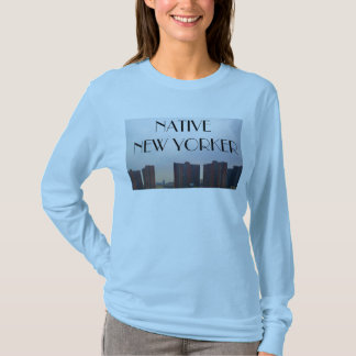 NATIVE NEW YORKER ladys top