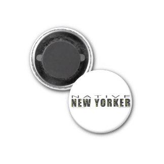 Native New Yorker Magnet