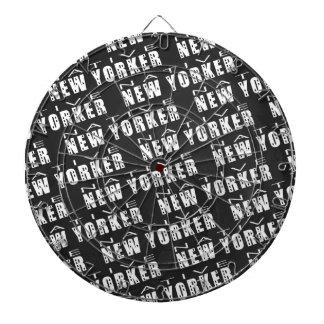 Native New Yorker Pattern Dartboards