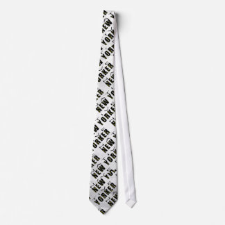Native New Yorker Pattern Neck Tie