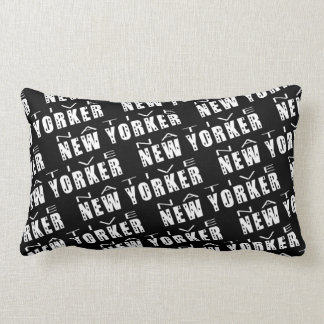 Native New Yorker Pillow
