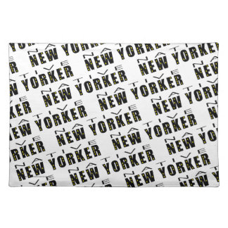 Native New Yorker Placemat