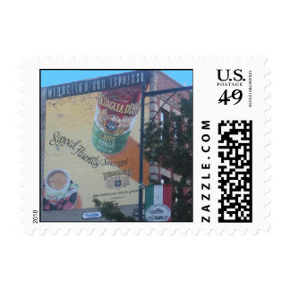 Native New Yorker Postcard-rate Stamp