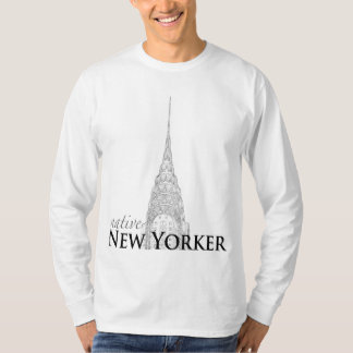 Native New Yorker T-shirt