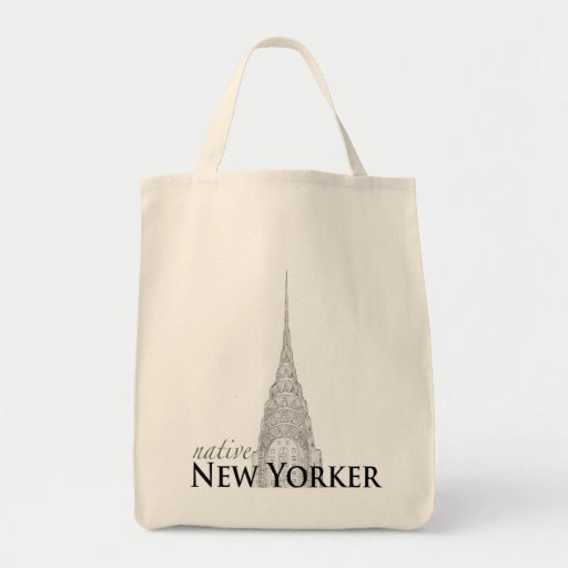 Native New Yorker Tote Tote Bag