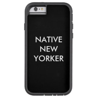 Native New Yorker Tough Xtreme iPhone 6 Case
