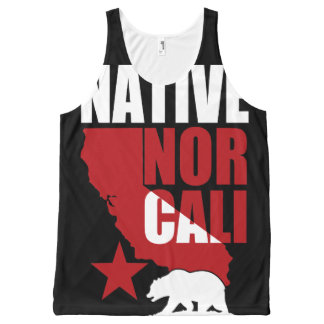 Native North Cali All-Over-Print Tank Top