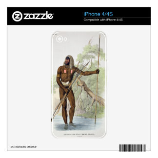 Native of Princess Marianna Strait, from 'Verhande Decal For iPhone 4
