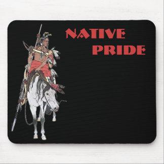 Native Pride Plains Indian Mousepad