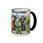 Native Pride Ringer Coffee Mug