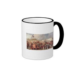 Native Princes Ringer Coffee Mug