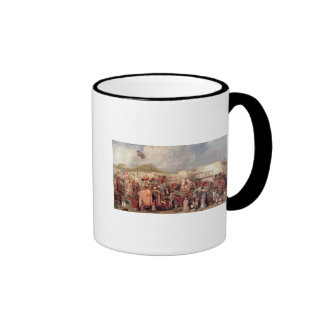 Native Princes Ringer Mug