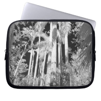 Native Royal Palms in Fakahatchee Strand, Laptop Computer Sleeve