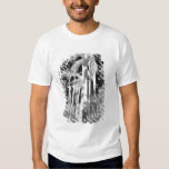 Native Royal Palms in Fakahatchee Strand, T-Shirt