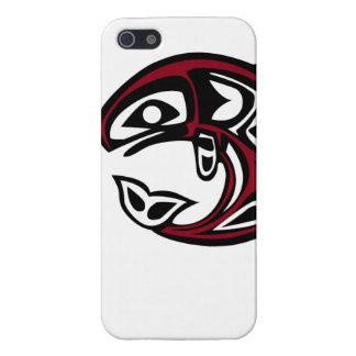 Native Salmon IPhone Case