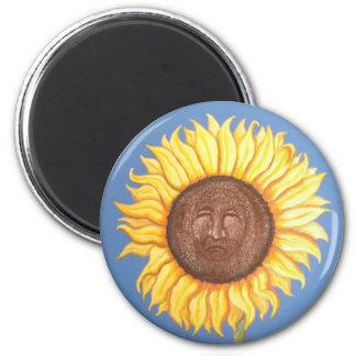 Native Son 2 Inch Round Magnet