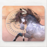 Native Spirit I Mousepad