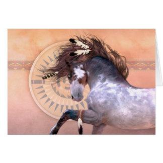 Native Spirit I Notecard