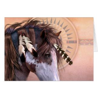 Native Spirit II Notecard